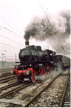 Il respiro della locomotiva - Train breathing