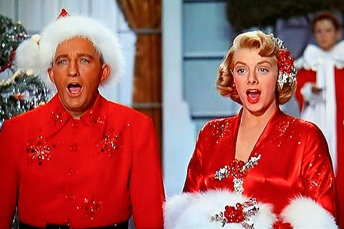 bing crosby performed for the troops overseas in countless places during the war without fail he recalls requests for white christmas regardless of the