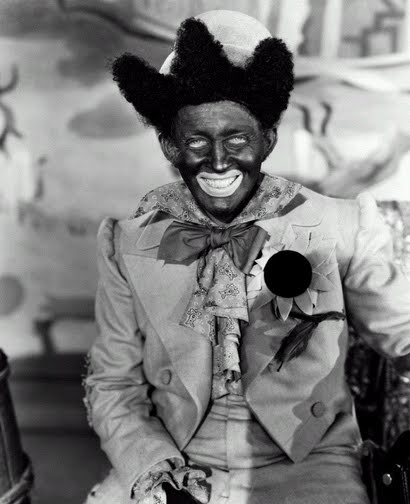 Bing Crosby Blackface After it is made does not