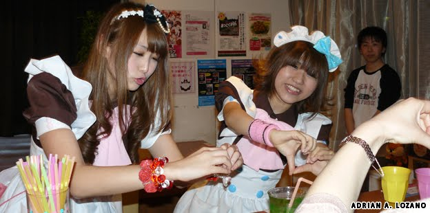 tokyos best maid cafes