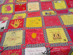Hepatitis C Quilt