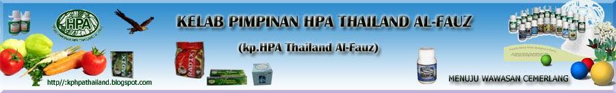 KP HPA THAILAND AL-FAUZ