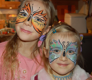 Cool And Face Painting Fun With Kids