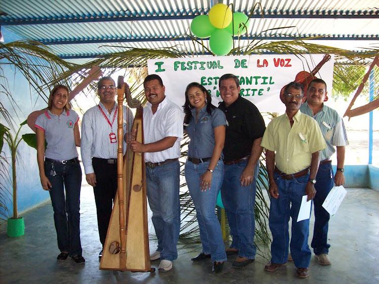 I Festival De la Voz Estudiantil Mapurite 2010