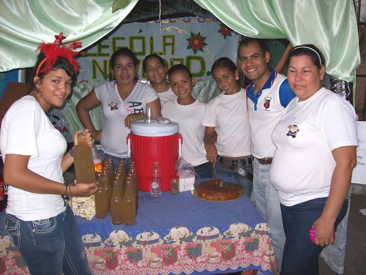 FERIA NAVIDEÑA CAMORUQUITO 2010 EN IMÁGENES