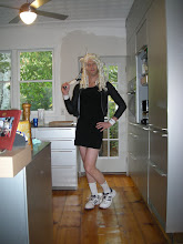 I Was Maria Sharapova for Halloween!