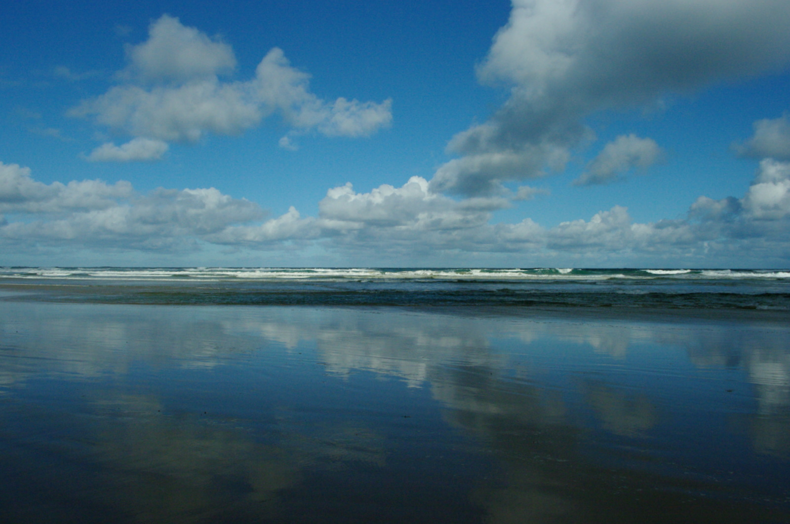 Reflections, Beach at Venus Bay