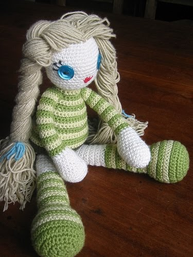 Amigurumi Human : 2000 Free Amigurumi Patterns: Amigurumi Human Doll