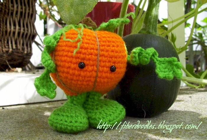 Amigurumi Pumpkin Crochet Pattern : 2000 Free Amigurumi Patterns: Pumpkin