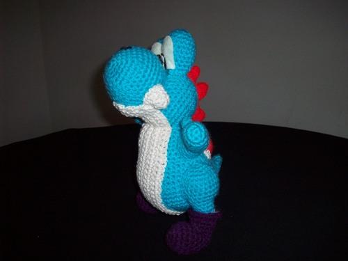 Crochet Patterns Yoshi : 2000 Free Amigurumi Patterns: Yoshi
