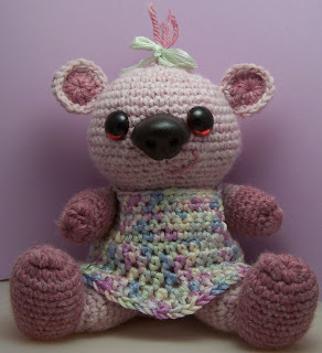 Amigurumi Care Bears Pattern : 2000 Free Amigurumi Patterns: Sophie Bear
