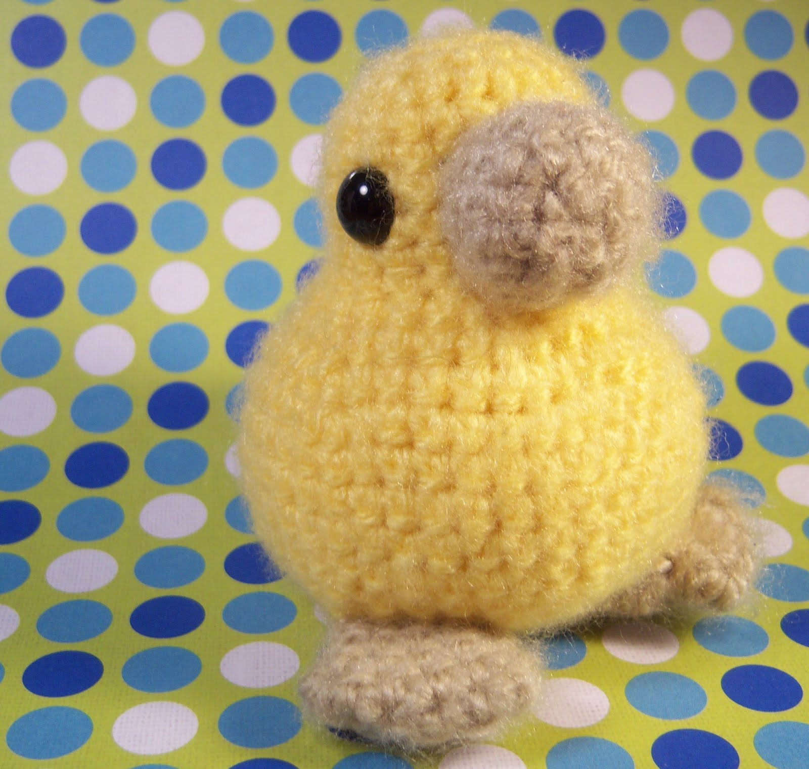 Amigurumi Baby Chicks : 2000 Free Amigurumi Patterns: Baby Chick