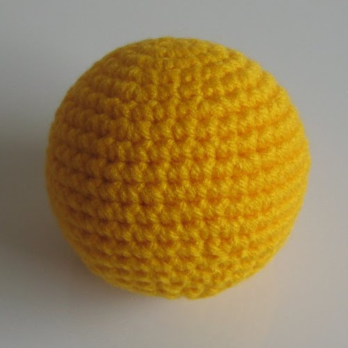 Free Amigurumi Ball Pattern : 2000 Free Amigurumi Patterns: Ideal Sphere