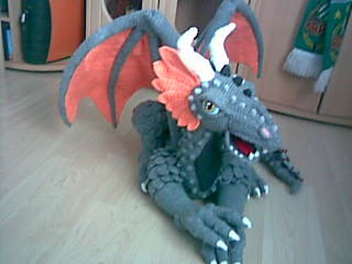 2000 Free Amigurumi Patterns Dragon Trilogie Ragnark