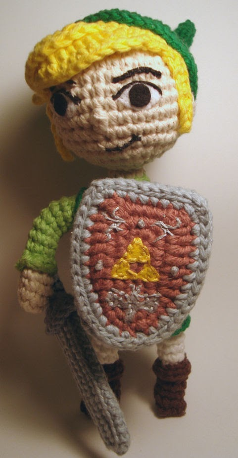 Link Crochet Pattern Zelda : 2000 Free Amigurumi Patterns: