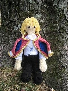 Crochet Puppet Doll Patterns - Online Crochet Instruction