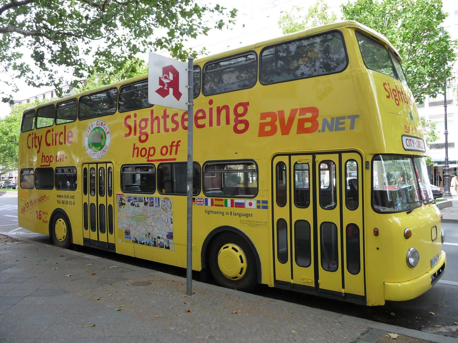 bus tur til berlin