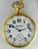 Hamilton Watch, Hamilton Pocket Watch, Men's Pocket Watch