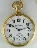 Hamilton Watch, Hamilton Pocket Watch, Men's Pocket Watch