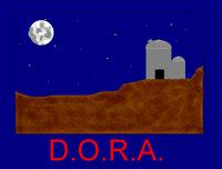 Logo del futuro  osservatorio che sto costruendo in mansarda creato da mio figlio
