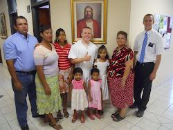 Suzie Baptism