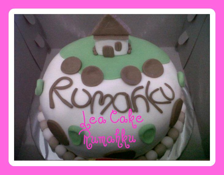 Cake Rumahku