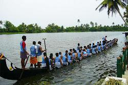 Alleppey Snake Boat race