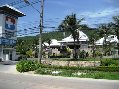 Bangkok-Samui hospital, Chaweng