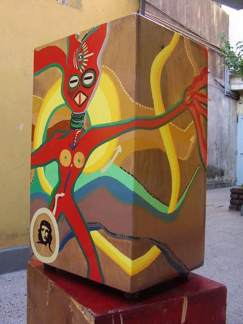 cajon peruano