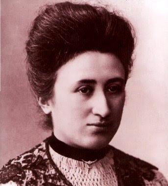 Biografías de Mujeres Socialistas. Rosa+de+Luxemburgo