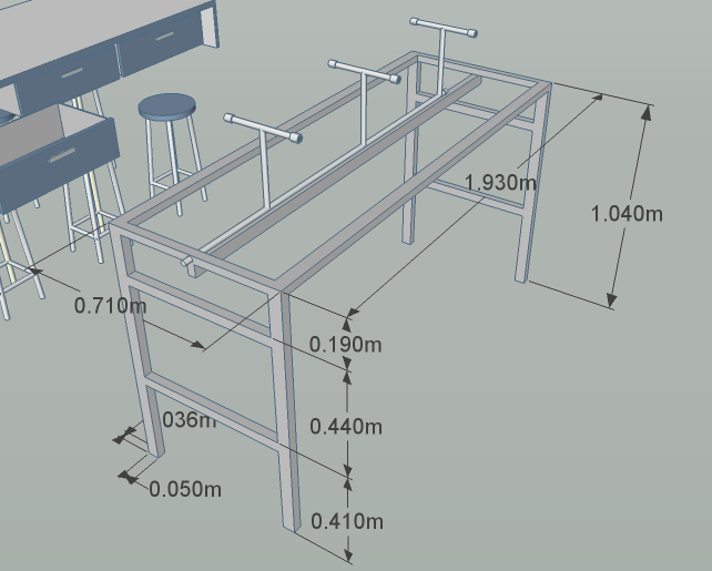 Mesas para arquitectos encuentra las mejores ideas e - Mesas de arquitectura ...