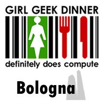 Partnership con Girl Geek Dinner Bologna.