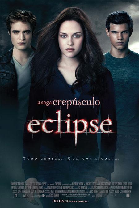 Filme Poster A Saga Crepúsculo: Eclipse R5 XviD Dual Audio e RMVB Dublado