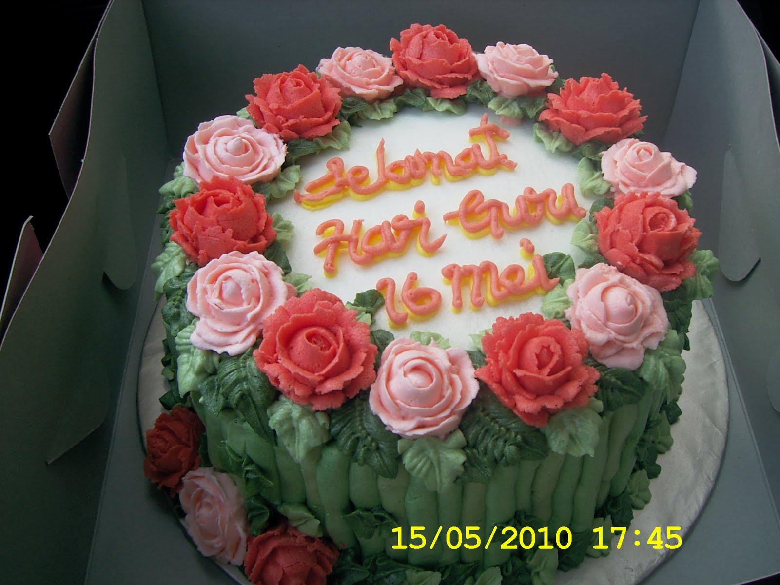 Cake Images With Name Hari : Maina Cakes: :: SELAMAT HARI GURU
