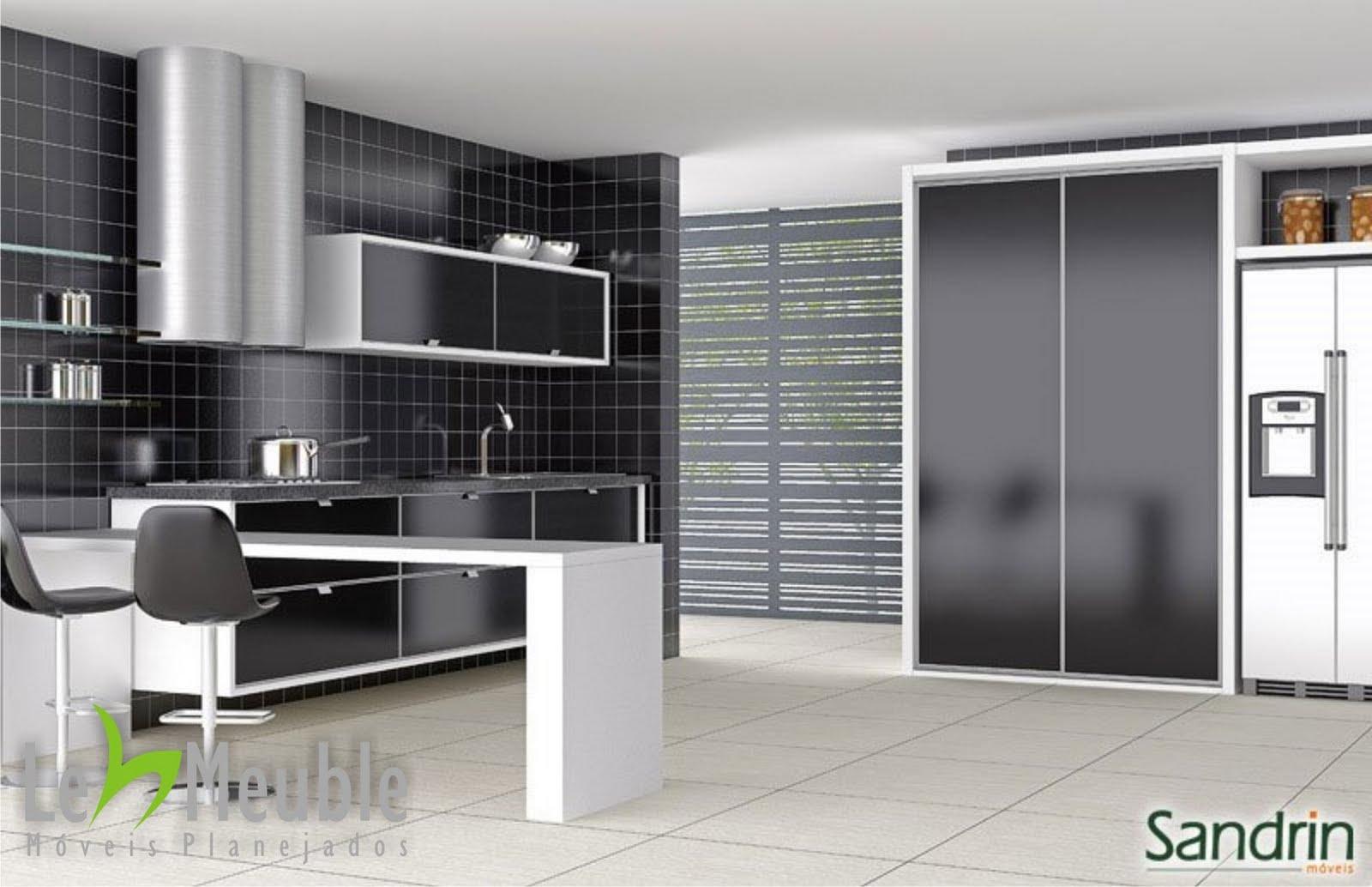 Cozinha corpo branco frentes em ciocollatta e vidro chocolate. #74A724 1600 1034