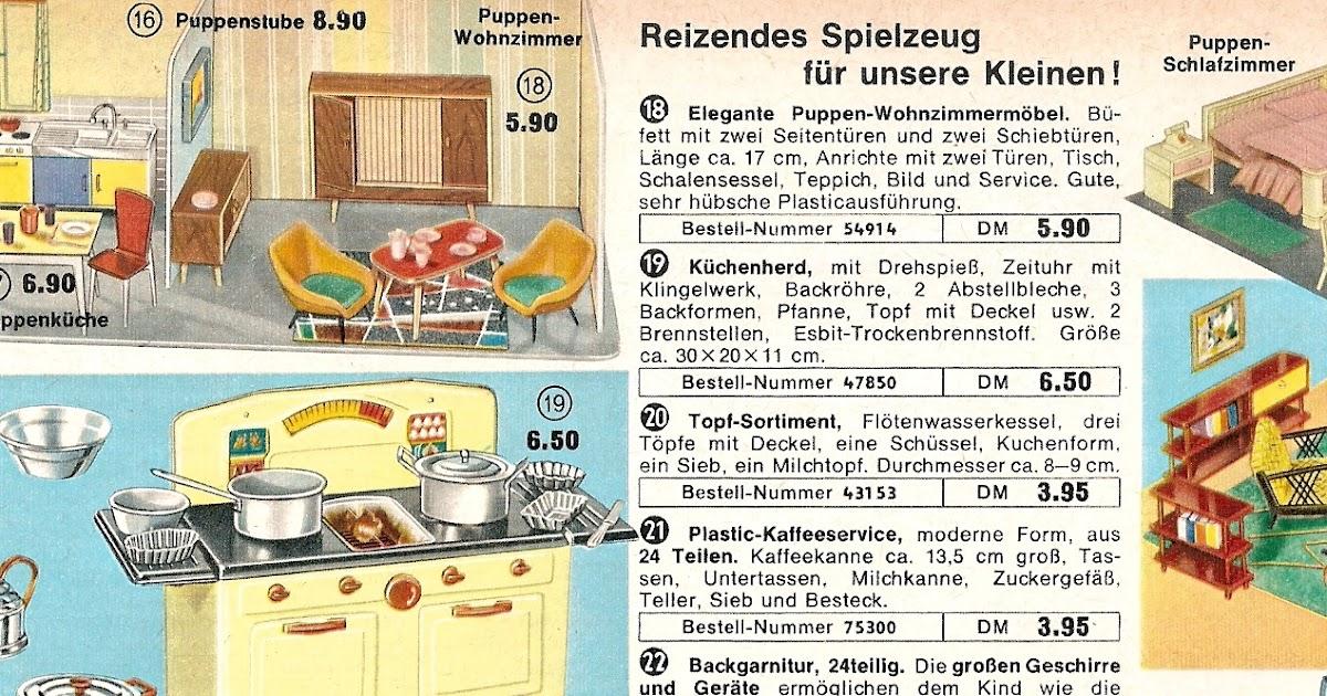 wandgestaltung wohnzimmer wohnzimmerschrank puppenstuben im quelle katalog der 60er 60s mail. Black Bedroom Furniture Sets. Home Design Ideas