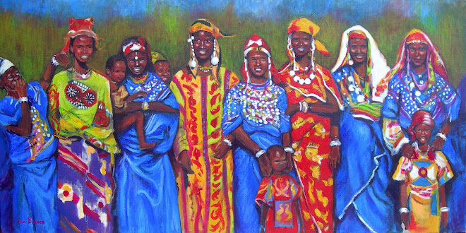 Africa alegre