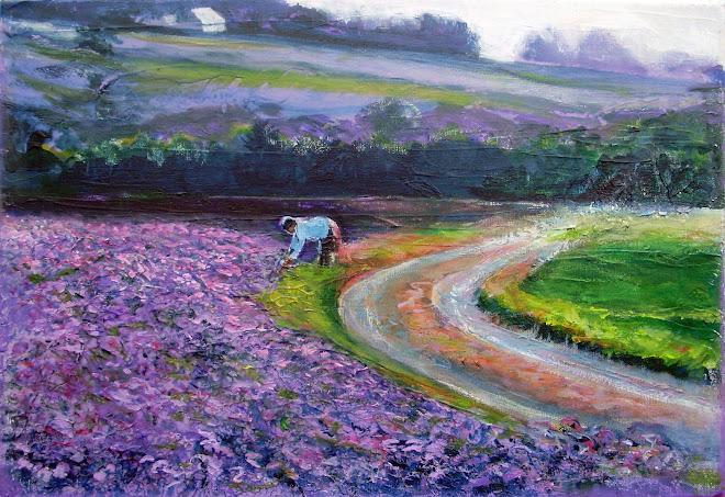 Campo de lilas