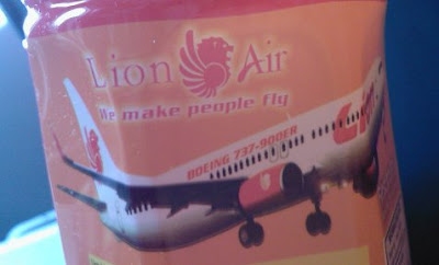 Vlucht Ambon Bali, Ryan Air?