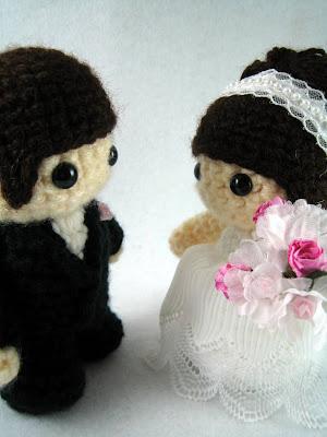 CROCHETED WEDDING GOWN PATTERNS | CROCHET PATTERNS