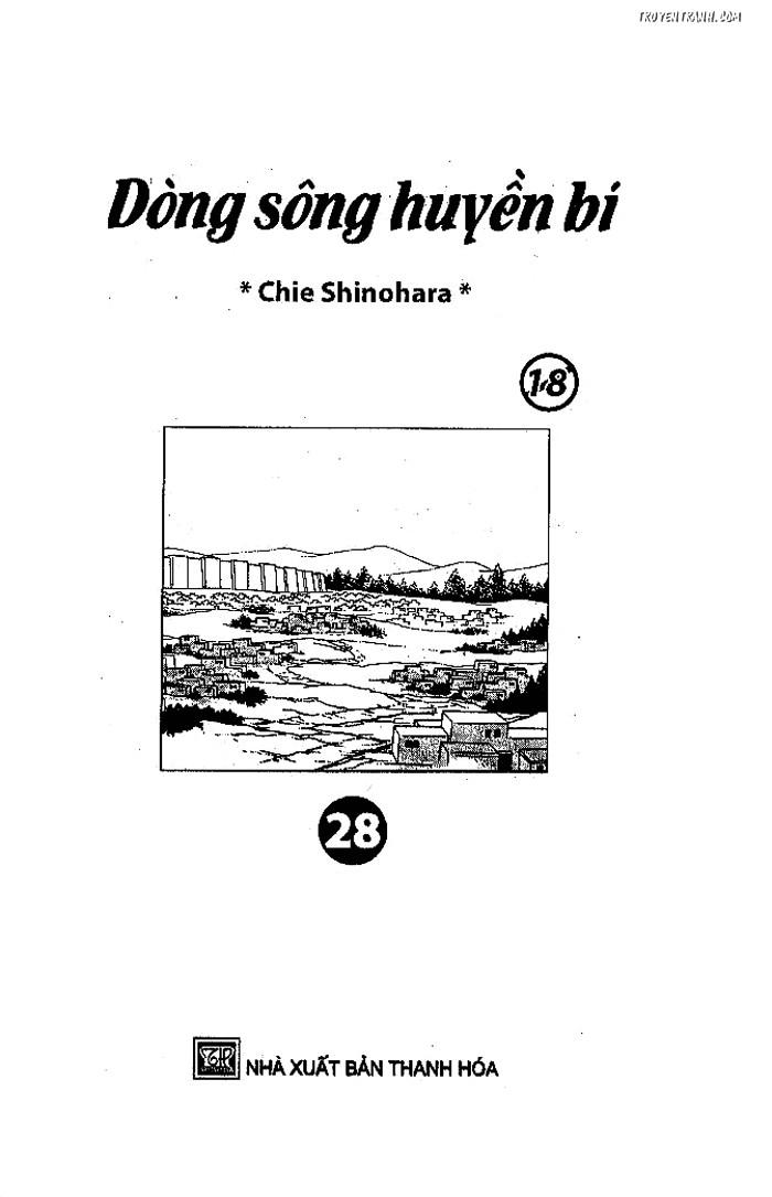 Sora wa Akai Kawa no Hotori - Dòng sông huyền bí Chapter 74 - Trang 1