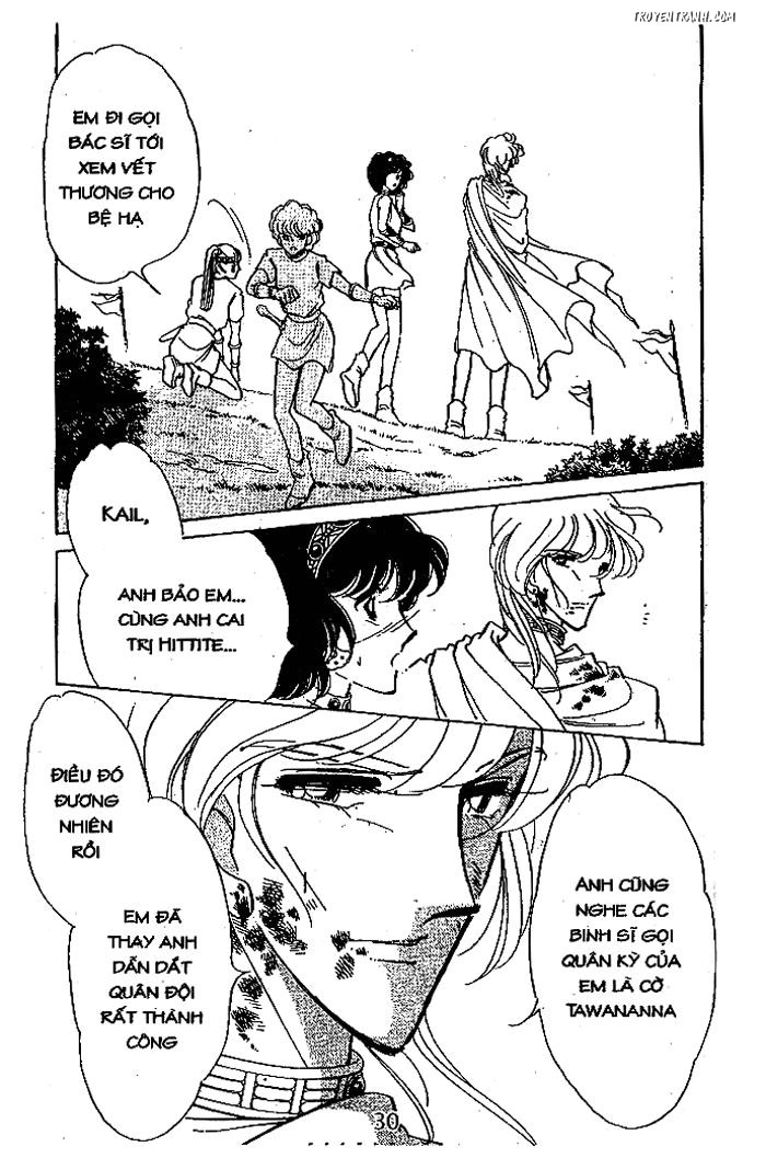 Sora wa Akai Kawa no Hotori - Dòng sông huyền bí Chapter 74 - Trang 27