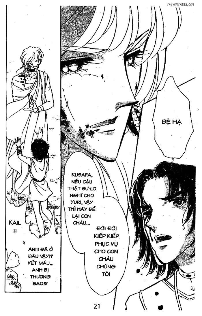 Sora wa Akai Kawa no Hotori - Dòng sông huyền bí Chapter 74 - Trang 20