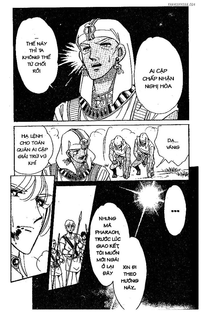 Sora wa Akai Kawa no Hotori - Dòng sông huyền bí Chapter 74 - Trang 23