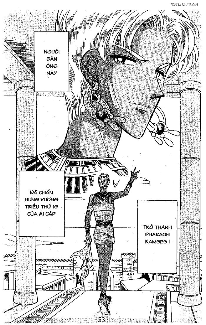 Sora wa Akai Kawa no Hotori - Dòng sông huyền bí Chapter 74 - Trang 48