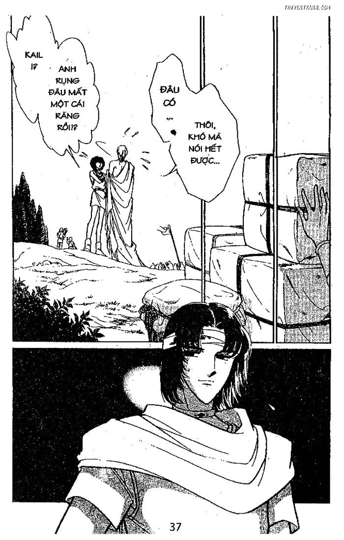 Sora wa Akai Kawa no Hotori - Dòng sông huyền bí Chapter 74 - Trang 33