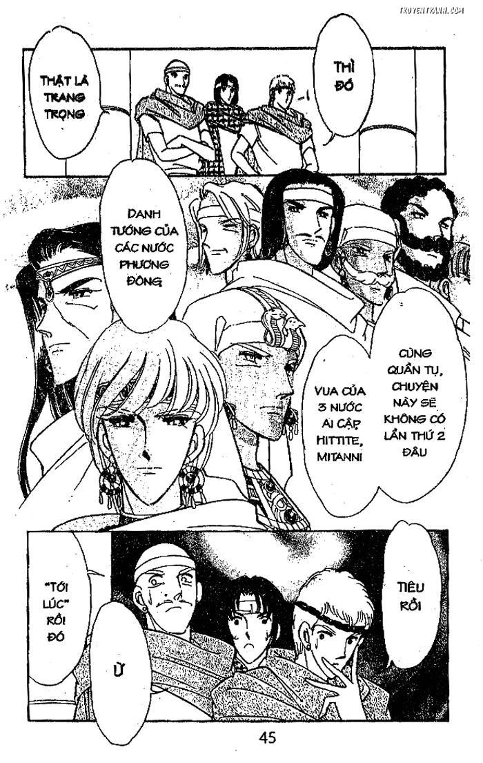 Sora wa Akai Kawa no Hotori - Dòng sông huyền bí Chapter 74 - Trang 40