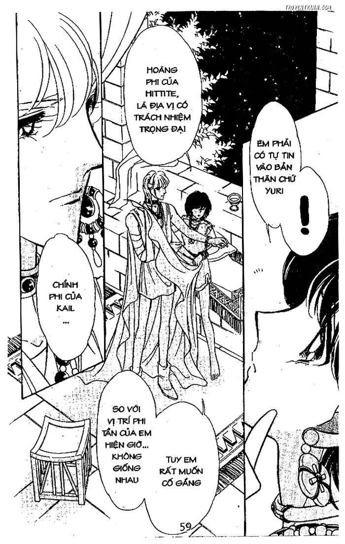 Sora wa Akai Kawa no Hotori - Dòng sông huyền bí Chapter 74 - Trang 53