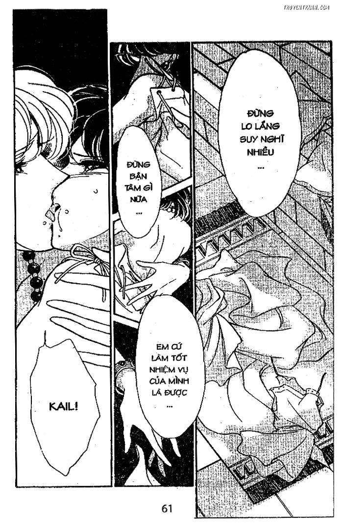 Sora wa Akai Kawa no Hotori - Dòng sông huyền bí Chapter 74 - Trang 55