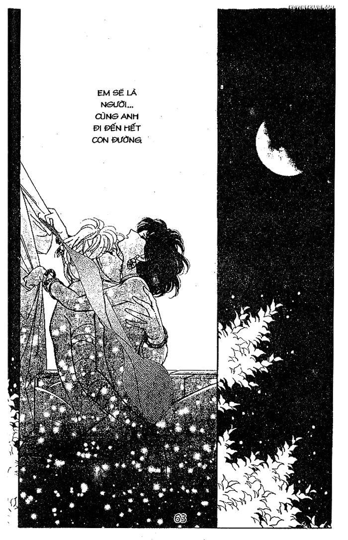 Sora wa Akai Kawa no Hotori - Dòng sông huyền bí Chapter 74 - Trang 57